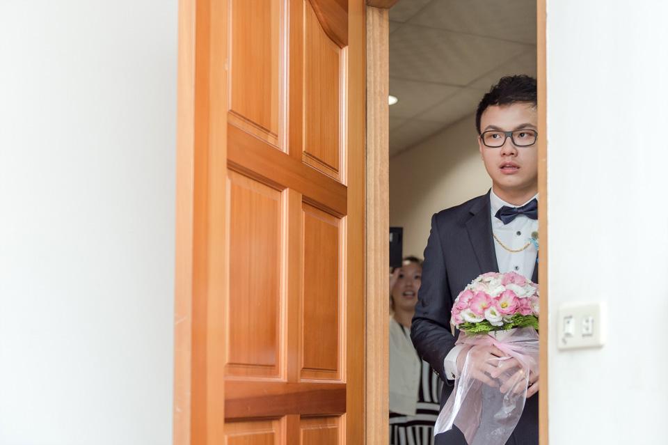 台南婚攝 情定婚宴城堡永康館 婚禮紀錄 C & V 058