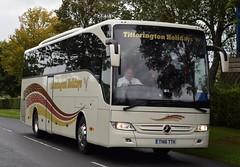 TH16TTH  Titteringtons, Blencow (highlandreiver) Tags: th16tth titterington holidays blencow penrith cumbria mercedes benz tourismo bus coach coaches gretna green scotland scottish