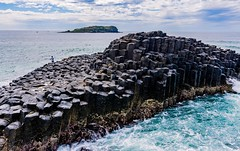 Giant's Causeway - Fingal Head - New South Wales - Australia (andrew.walker28) Tags: fingal head giants causeway cook island tweed coast northern rivers new south wales australia sea ocean volcanic volcano lava flow goodjingburra