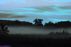 Morning Mist.  Photoshop Elements 14 (CCphotoworks) Tags: photoshopelements14 ccphotoworks beautiful scenics landscape september outdoors nature morning fog mist