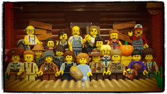 a family portrait (legophthalmos) Tags: lego family portrait