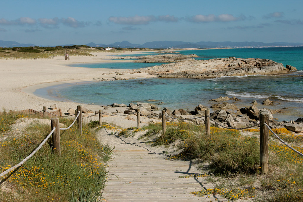 Platja de Llevant, Formentera by Michela Simoncini, on Flickr