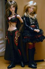 JID ISAR & ASA (Linoa_chan) Tags: real doll skin bjd asa isar jid iplehouse