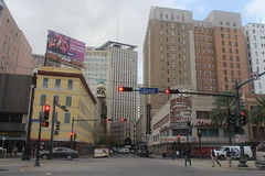 Canal Street, New Orleans (twiga_swala) Tags: street new city usa st architecture america canal orleans louisiana downtown crescent nola