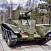 Soviet High-Speed Tank BT-5  Советский быстроходный танк