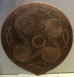 Swastika.Early cycladik II.2700-2300 bc.