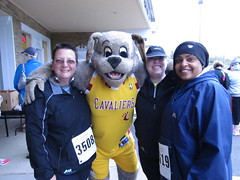 Beech Brook (5) (Moondog Mascot) Tags: 100k moondog cavaliers beechbrook 04222012 fleetfeetsports5k