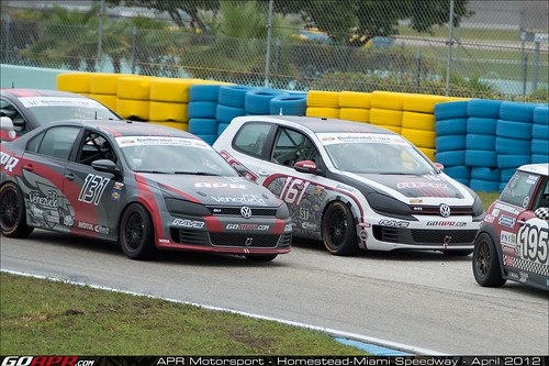 APR Motorsport - Homestead - 2012