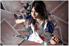 Alice Madness 003 (paololzki) Tags: game photography video cosplay alice michelle mimi madness mon liddell returns echavez paololzki