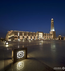 Masjid Al-Dawla (Qatar) (RASHID ALKUBAISI) Tags: nikon d3 doha qatar rashid d4       nikond4  d3s  ralkubaisi mygearandme wwwrashidalkubaisicom alkubiaisi