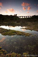 Carnon Viaduct ([[BIOSPHERE]]) Tags: bridge nature creek landscape cornwall reserve railway kingdom arches viaduct brunel isambard carnon restronguet bissoe
