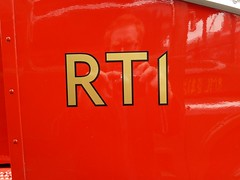 AEC Centenary Celebrations (Richard and Gill) Tags: bus london heritage e17 rt lt walthamstow omnibus walthamforest londonbus londontransport tfl transportforlondon aec rt1 eyk396 pumphousemuseum aeccentenary