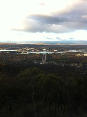"""The view from the top of Mount Ainslie • <a style=""""font-size:0.8em;"""" href=""""https://www.flickr.com/photos/64883702@N04/7194265828/"""" target=""""_blank"""">View on Flickr</a>"""