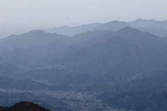 Mt. Mitsutoge (satoson) Tags: mountain nature japan mountainclimbing    yamanashi  canon30d mtmitsutoge    mtosutaka   mtkaiuzan    mtkinashisan