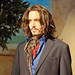 Johnny Depp at Madame Tussaud's New York