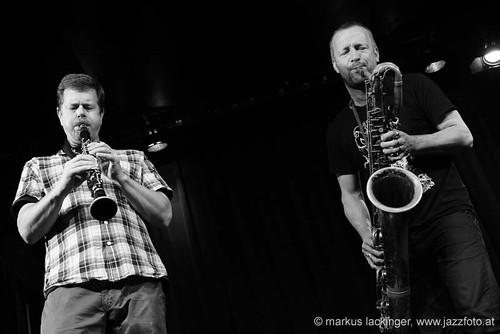 SONORE: Ken VANDERMARK + Mats GUSTAFSSON