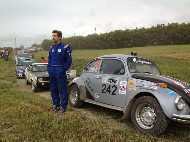Waiting for the super special stage STPR12