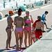 Dymchurch Beach - May 2012 - Young Mums Candid