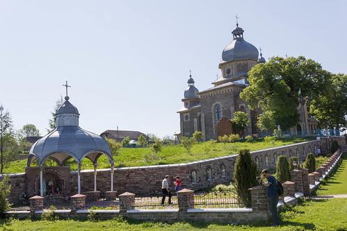 Trybukhivtsi Church