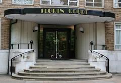 The home of Hercule Poirot, Charterhouse Square, London (Beek2012) Tags: england london canon eos europe smrgsbord charterhousesquare 400d