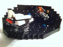 MSP-01 Assault Shuttle (Jeroen_K) Tags: world stars real lego space contest shuttle spacestation planets rockets sattelite moc starfighter msp01