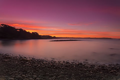 Today's sunset |    (Taha Elraaid) Tags: sunset beautiful canon eos image mark iii australia nsw 5d mm  todays 1740 taha wollongong | waterscape illawarra   canoneos5dmarkiii elraaid tahaphotography tahaelraaid