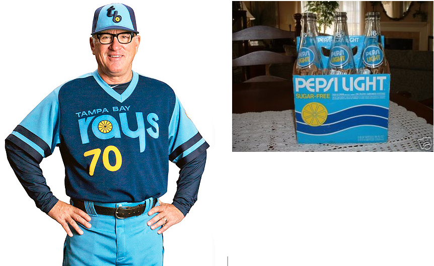 Were The Rays Throwback Uniforms Inspired By A Soda?