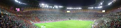 PGE Arena (magro_kr) Tags: ireland panorama game sport football spain stitch stadium soccer poland polska panoramic eire stadion gra gdansk danzig gdask ire hiszpania pomorze irlandia pilkanozna mecz pomorskie pikanona euro2012