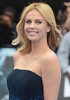 Charlize Theron at the premiere of Prometheus at Leicester Square, London, England