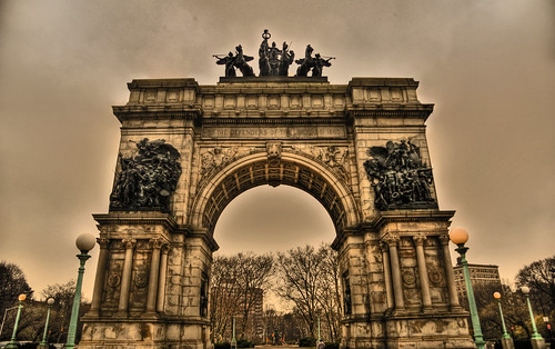 Grand Army Plaza, Brooklyn, NY