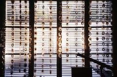 Corso Como (Kazze) Tags: milan como film window shop 35mm lca lomography milano corso lomolca finestra stazione garibaldi 2012 fuorisalone pellicola tende