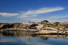 Verdens Ende (Brian Aslak) Tags: sea water norway landscape norge rocks europe scandinavia skagerrak archipelago oslofjorden stlandet tjme vestfold verdensende