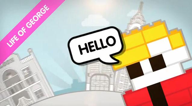 LEGO Life of George 樂高 喬治的生活