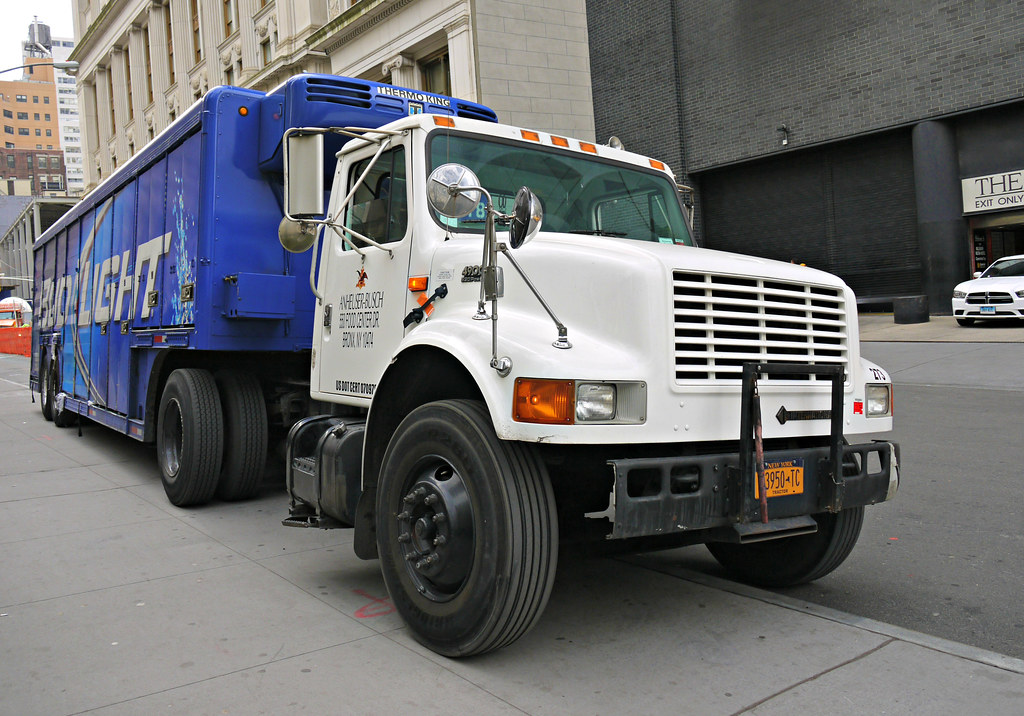 Camion Nyc Food Truck
