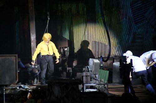 日本環球影城海賊王舞台劇