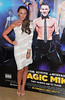 Michelle Heaton, 'Magic Mike' European Premiere at the May Fair Hotel London, England