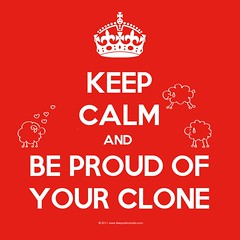 Keep calm and be proud of our CLONE! (Miyon Sybert Douval) Tags: copycat bjd clone copy