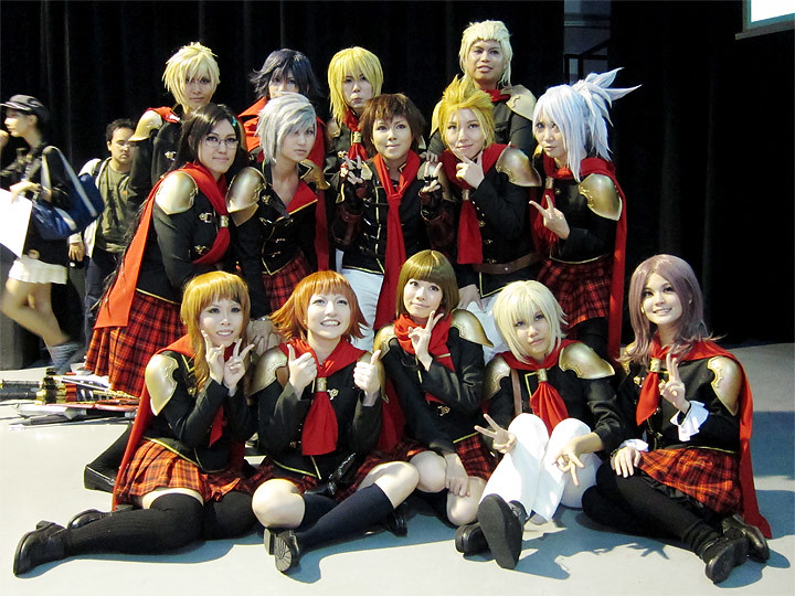 Singapore Cosplay Forum by SGCafe