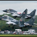 Mig-29 '56' and '111' Polish Air Force