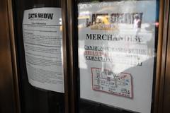 Manhattan (Awesoman) Tags: city newyork manhattan cbs davidletterman edsullivantheater