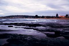 (amelia..) Tags: ocean sea storm pool rock rocks waves dusk sydney stormy narrabeen