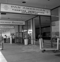 Bombing At LAX International Terminal