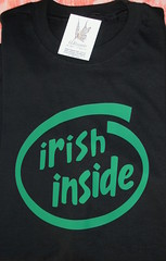 Remera irish inside (Lady Krizia) Tags: ireland irish tshirt inside vinilo celta remera wilwarin remeras estampado termoestampado