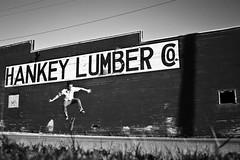 Jake Breed 360 Flip At Old Hankey Lumber (Dylan Wade.) Tags: blackandwhite white black mi canon midwest jake skateboarding michigan 360 flip skate 7d breed corduroy lumber hankey petoskey 360flip jakebreed