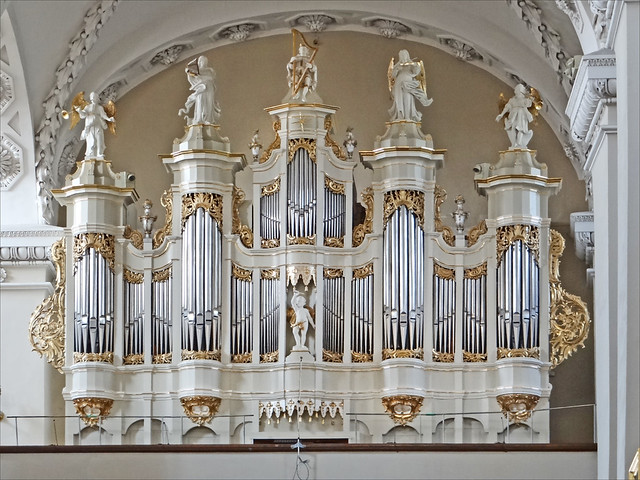 Le grand orgue de la cathédrale de Vilnius