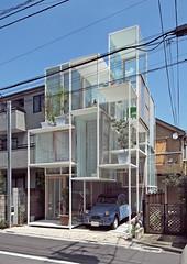 HOUSE NA:  Sou Fujimoto, Tokyo, Oct. 2010 (wakiiii) Tags: