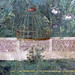 Painted Garden, Villa of Livia, detail with bird cage
