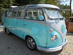 Volkswagen Combi T1 (Oliver C. Photography) Tags: auto blue classic cars car vw germany volkswagen deutschland photography grey photo nikon automobile picture vehicles chrome german classics coolpix restored vehicle modified autos van collectors combi automobiles collector t1 chromerims bicolore aftermarketrims s570 nikoncoolpixs570
