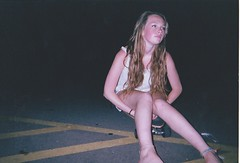 Disposable Nights (Paige Pringle) Tags: camera me girl high mine longhair yang shorts yin disposable farts longboarding waisted tumblr colorfulrunning untrustxus