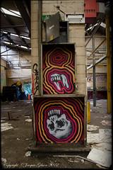 Turned on your head (Jacquie Akroyd) Tags: uk urban building abandoned graffiti nikon unitedkingdom yorkshire leeds exploration westyorkshire urbex d7000 rattesalat jacquiegibson jacquieakroydphotography jacquieakroyd